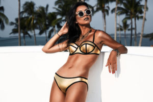 gold-bikini-swimwear-trends-plastic-surgery